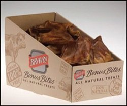 Bravo! Pig Ears Dog Food Recalls