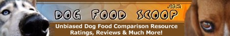 Dog Food Scoop is your one-stop resource for in-depth, unbiased dog food comparison. Compare dog food ratings, dog food reviews, and so much more!