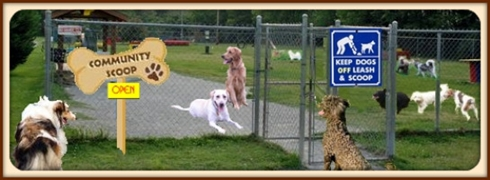 Interactive Off Leash Dog Parks