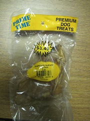 PrimeTime Premium Pig Ears Dog Chews